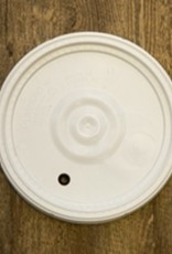 Lid for 6.5 Gallon Bucket - Drilled & Grommeted