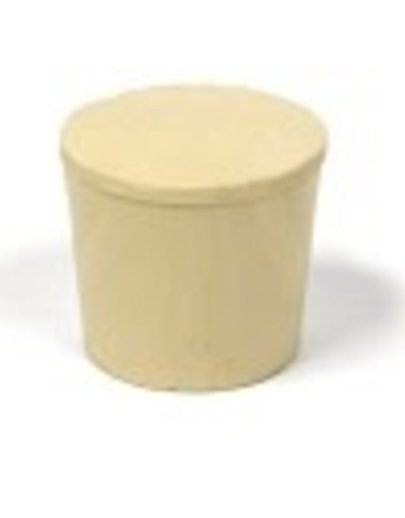 #5-1/2 Solid Rubber Stopper / Bung