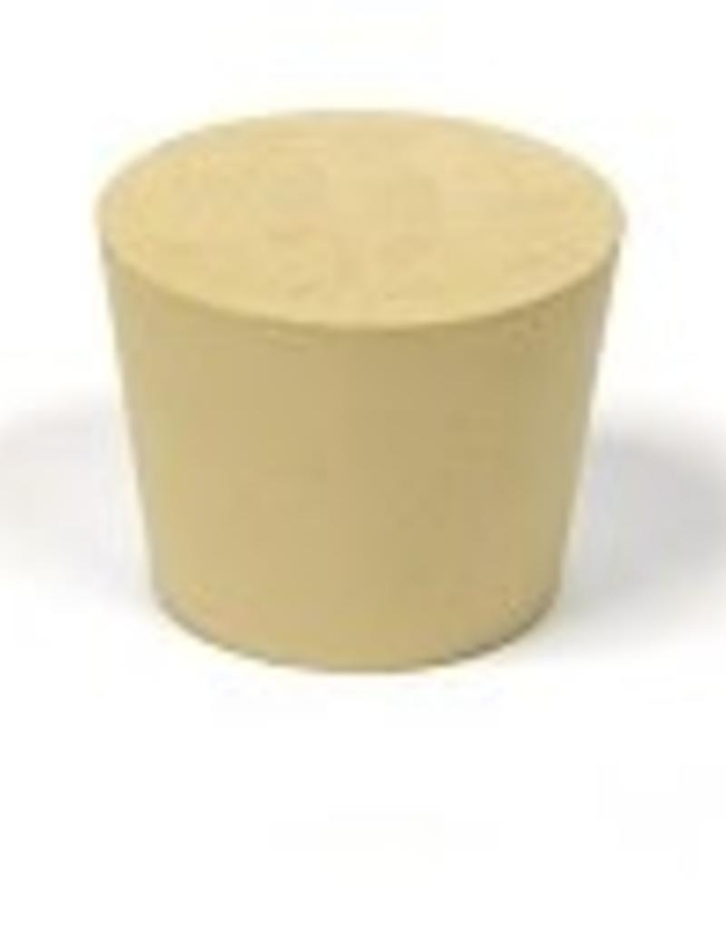 #6 Solid Rubber Stopper / Bung
