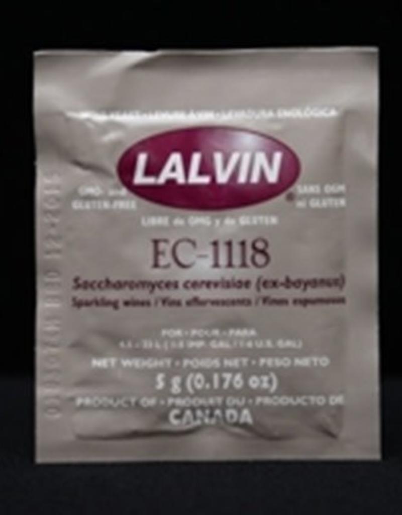 Lalvin EC-1118 Dry Wine Yeast
