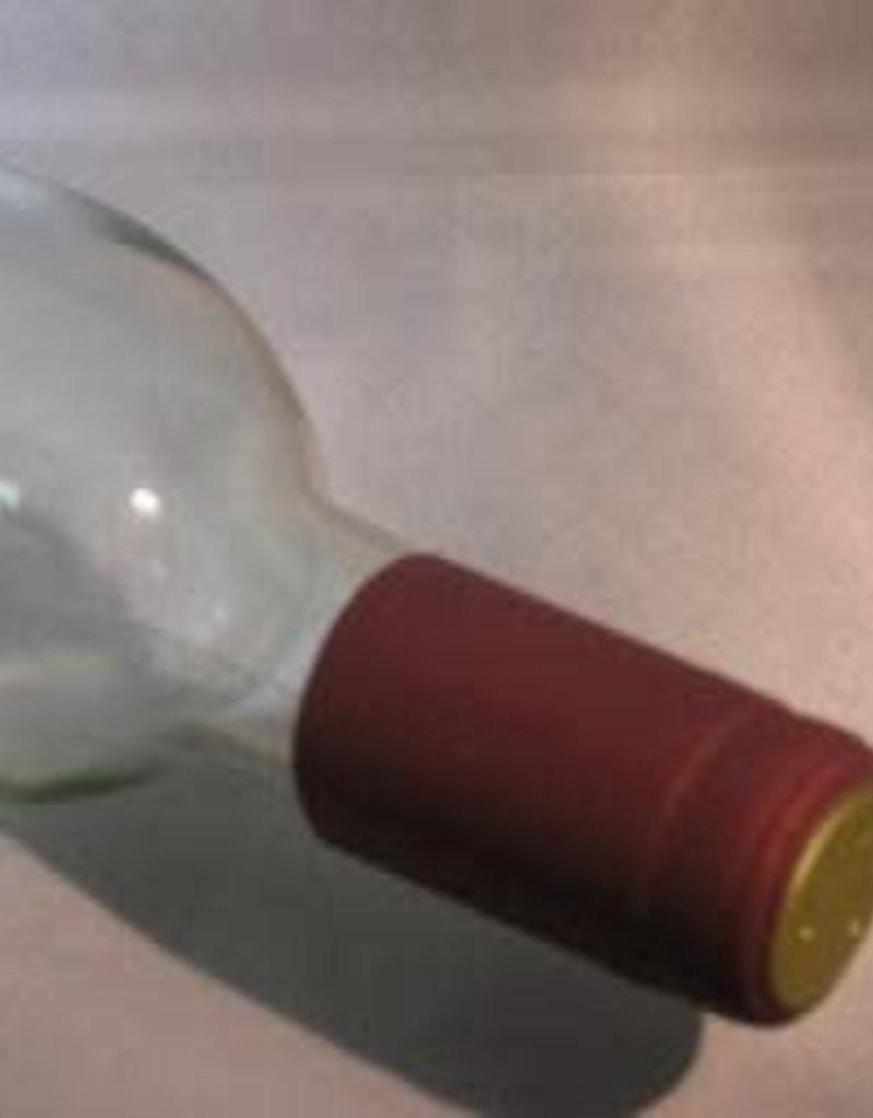 PVC Wine Bottle Shrink Capsules Burgundy (pkg 30)