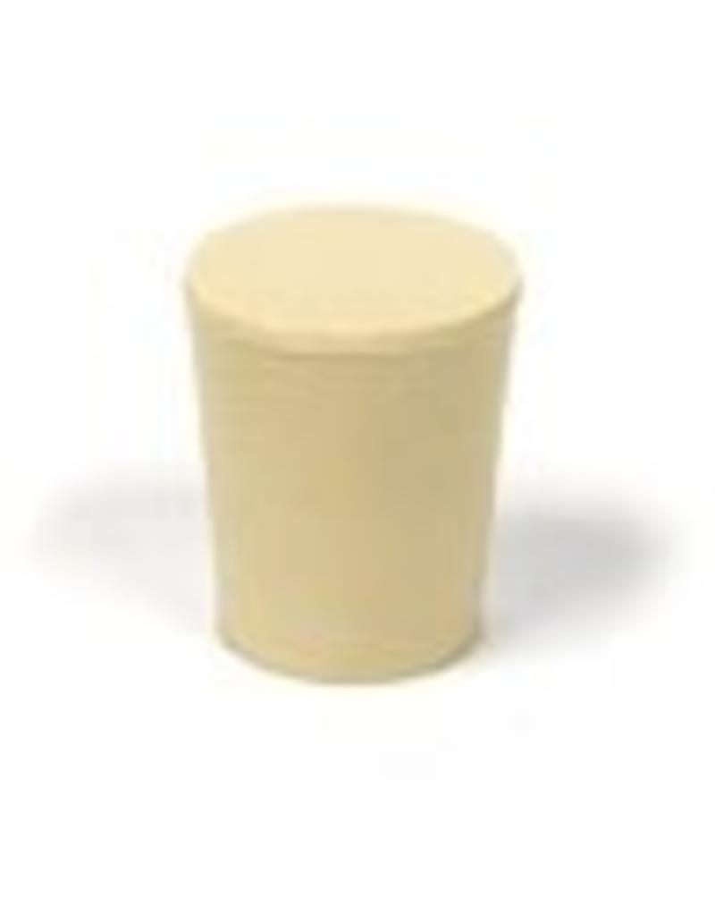 #3 Solid Rubber Stopper / Bung