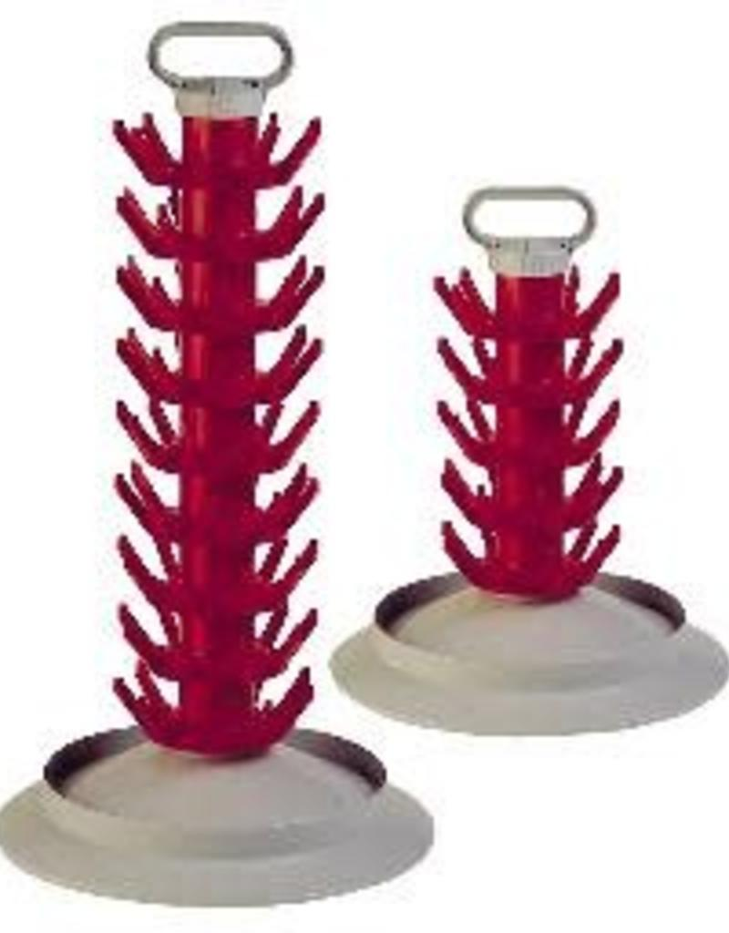 45 Bottle Drainer Tree with Handle