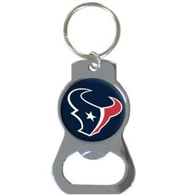 Bottle Opener Key Ring - Houston Texans