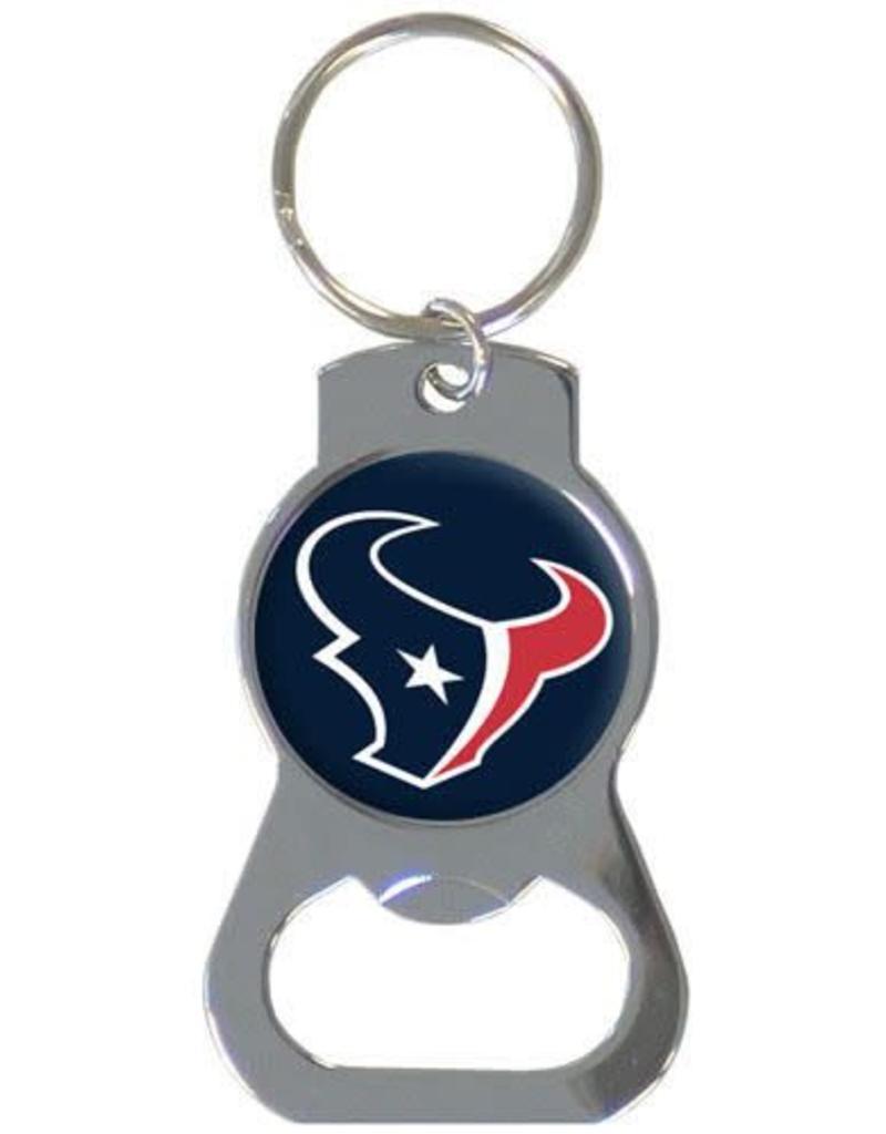 Bottle Opener Key Ring - Houston Texans