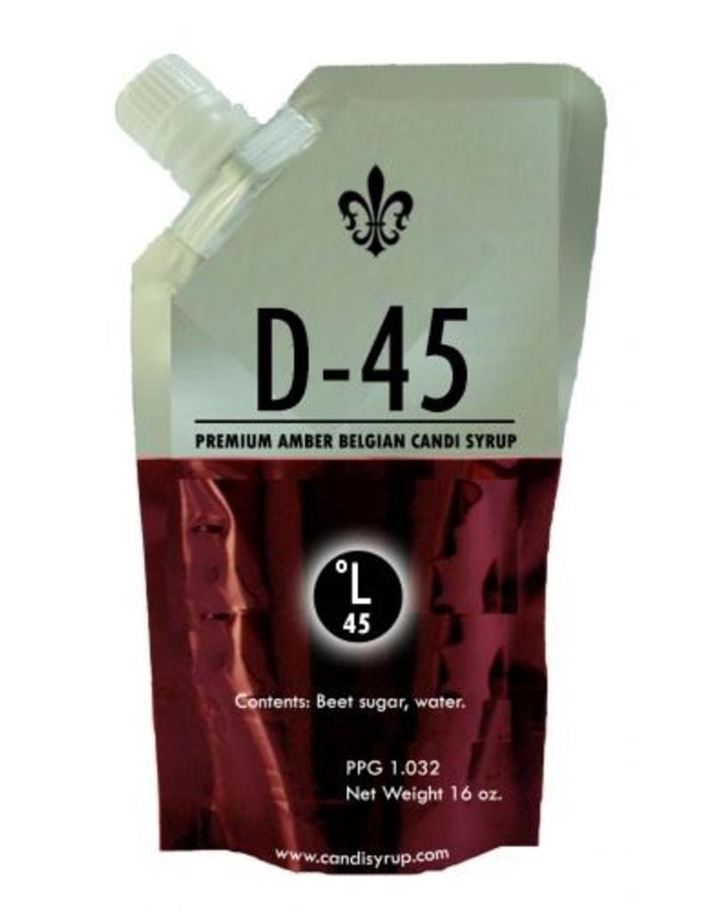 Belgian Amber Candi Syrup D-45 (D45) - 1 lb