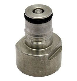 Stainless Steel Ball Lock Conversion Post Adapter for Sankey Coupler- Liquid