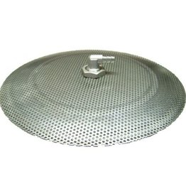 "Stainless Steel Domed False Bottom -12"" Diameter"