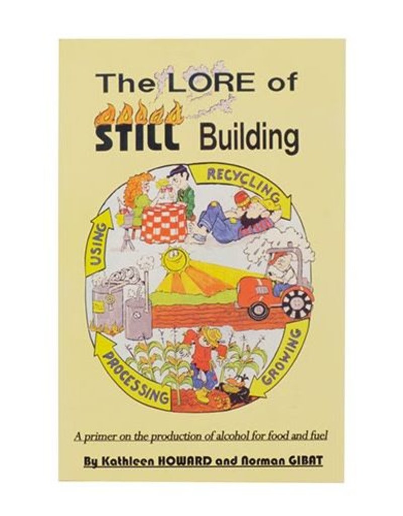 The Lore of Still Building Book - Howard and Gibat