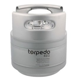 Torpedo Ball Lock Keg - 1.5 Gallon
