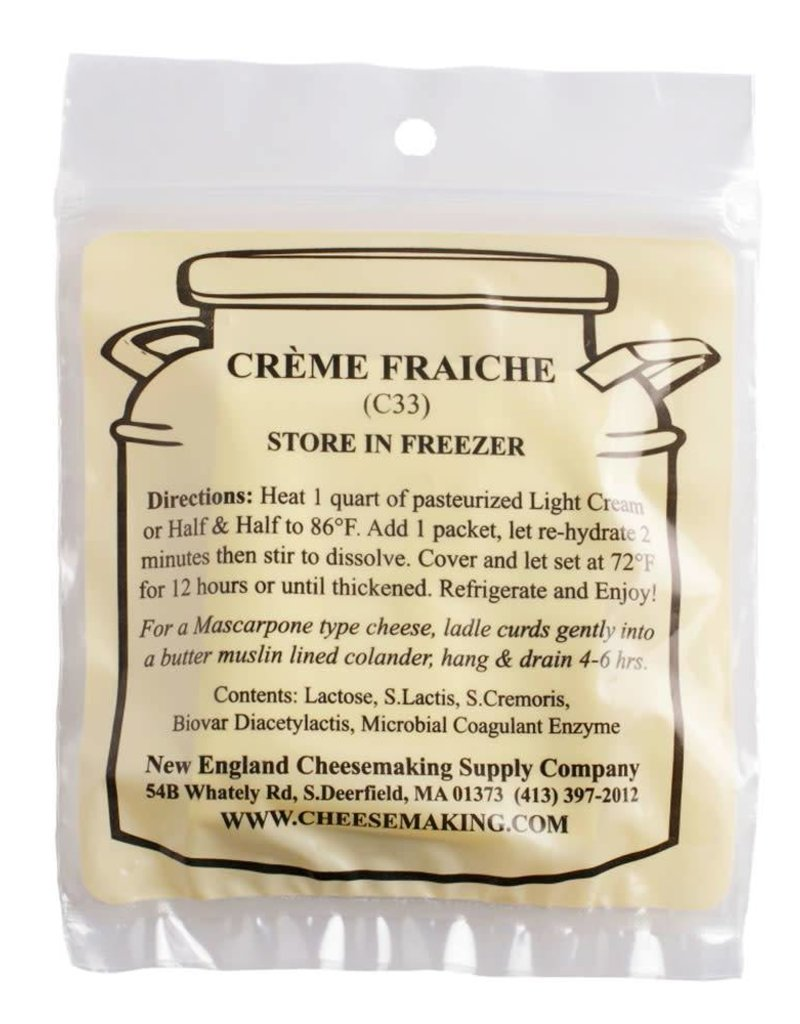 Creme Fraiche Culture - 5 ct