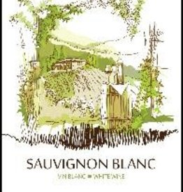 Sauvignon Blanc Wine Label - 30/Pack