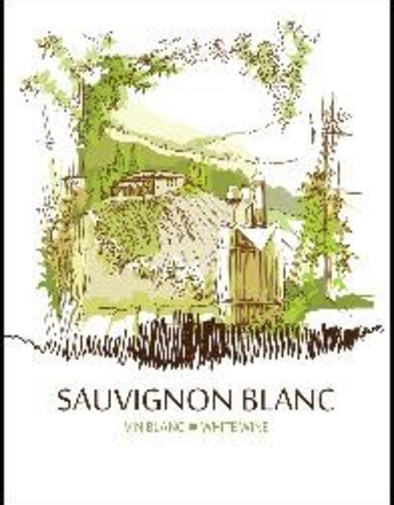 Sauvignon Blanc Wine Label - 30/Pack