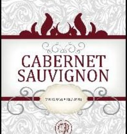 Cabernet Sauvignon Wine Label - 30/Pack