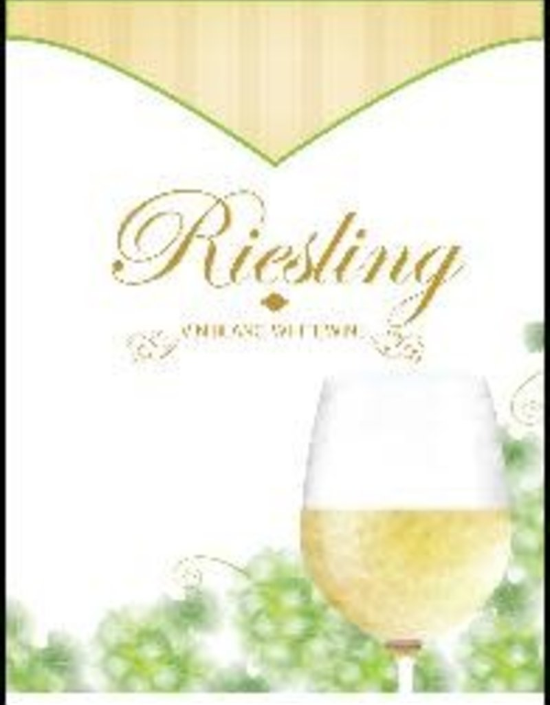 Riesling Wine Label - 30/Pack