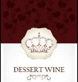 Dessert Wine Label - 30/Pack