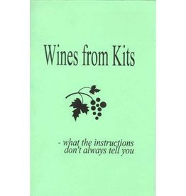 Wines from Kits Handbook Book