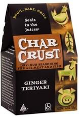 Ginger Teriyaki Seasoning Spice Rub - Char Crust