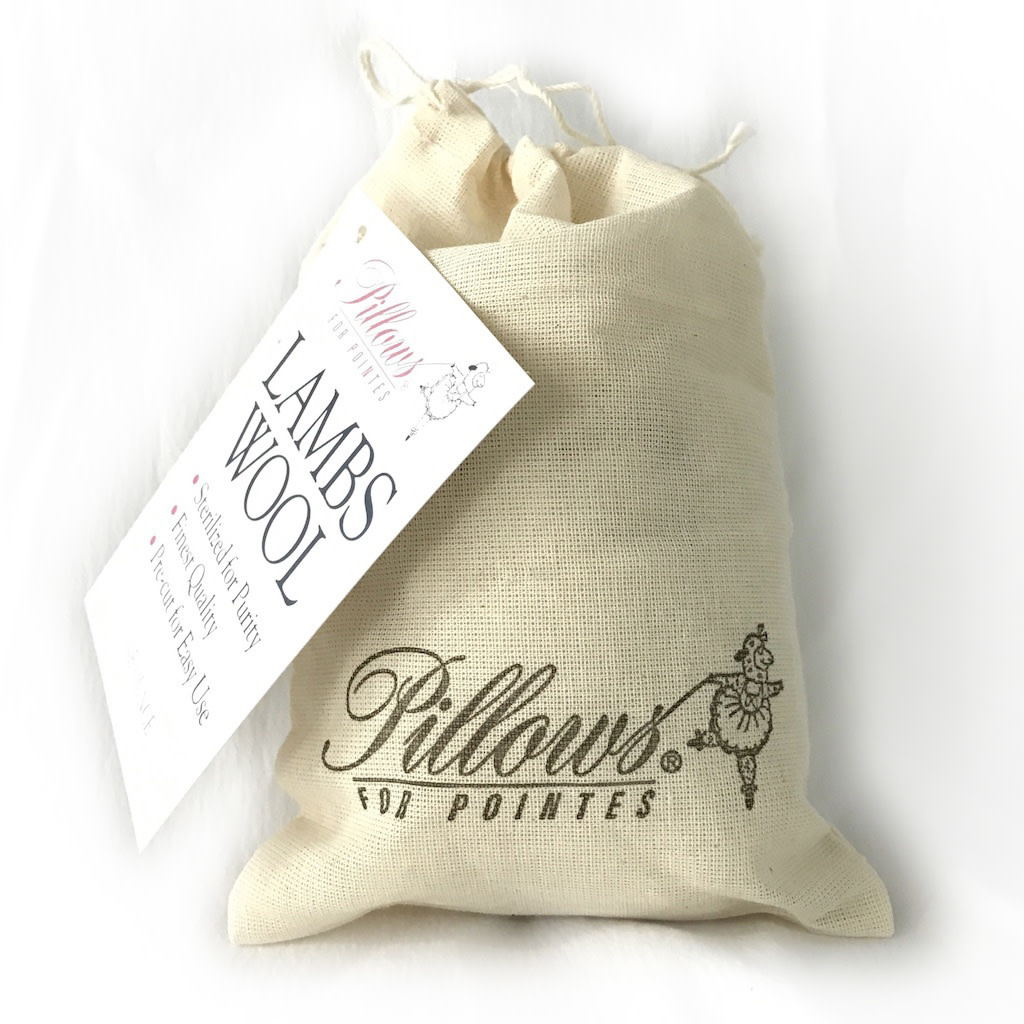 Pillows for Pointes Laine d'agneau pour pointes