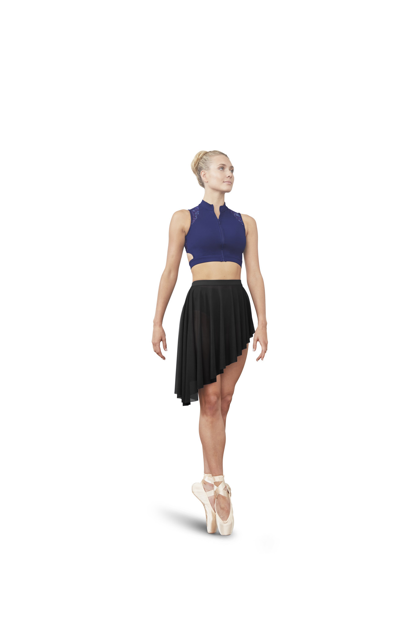 Bloch Jupe asymétrique - Bloch - R9841 - Taniya