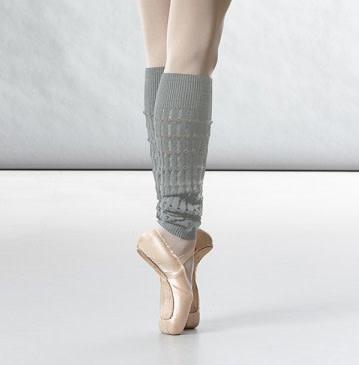 Bloch Réchauffe-jambes texturé  - Mirari - W5520