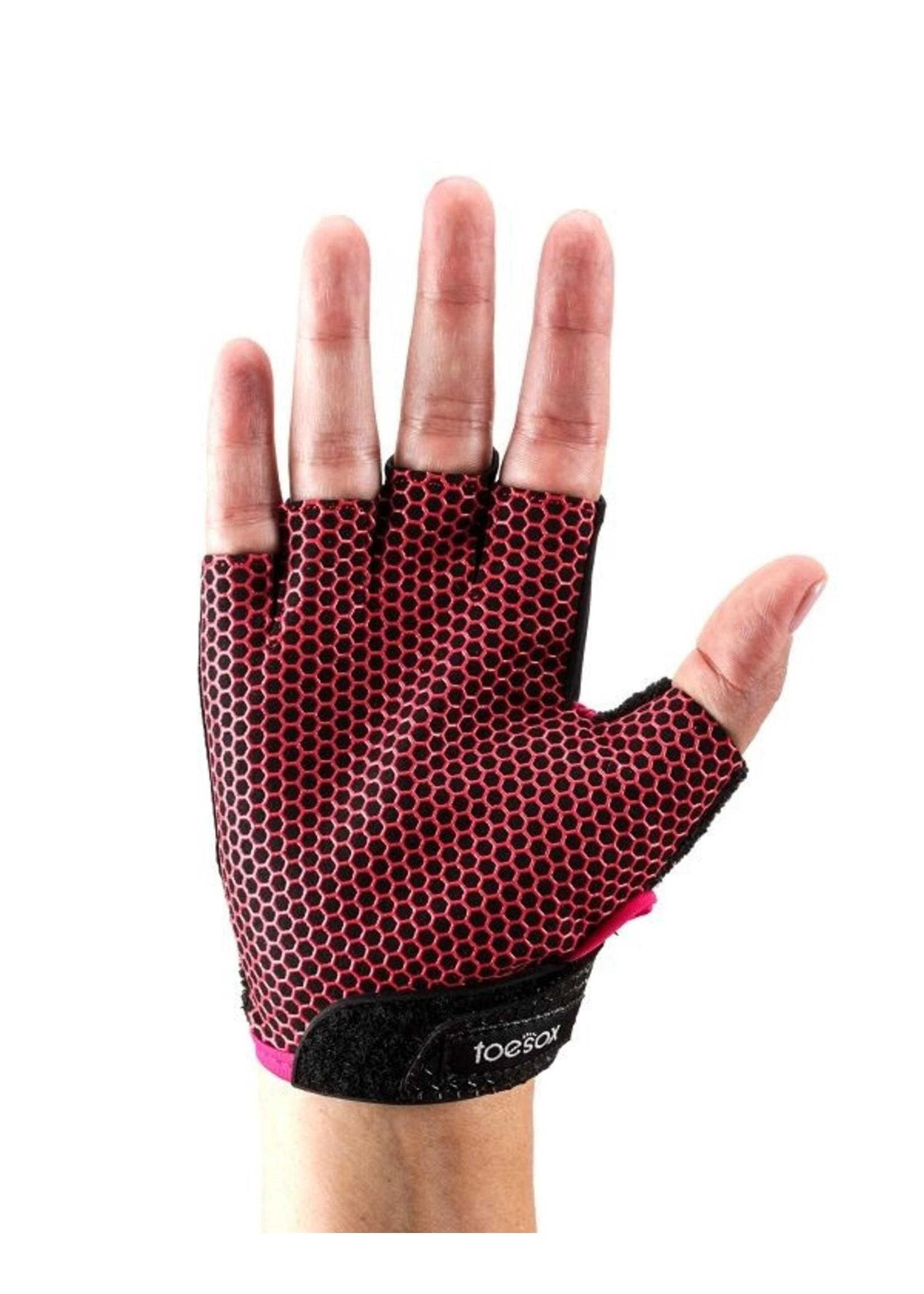 ToeSox ToeSox Grip Glove  - Gants antidéparants avec doigts coupés
