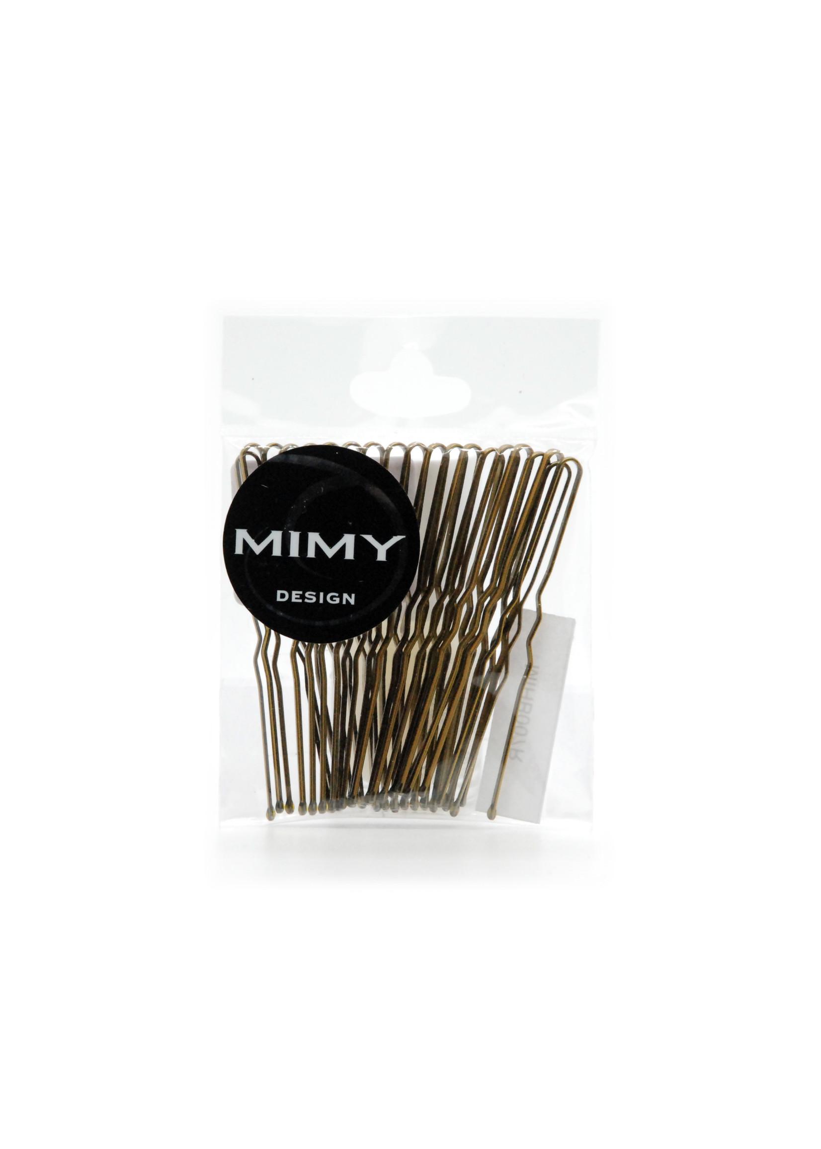 Mimy Design Épingles à chignon  - 2,5 pouces - Mimy Design