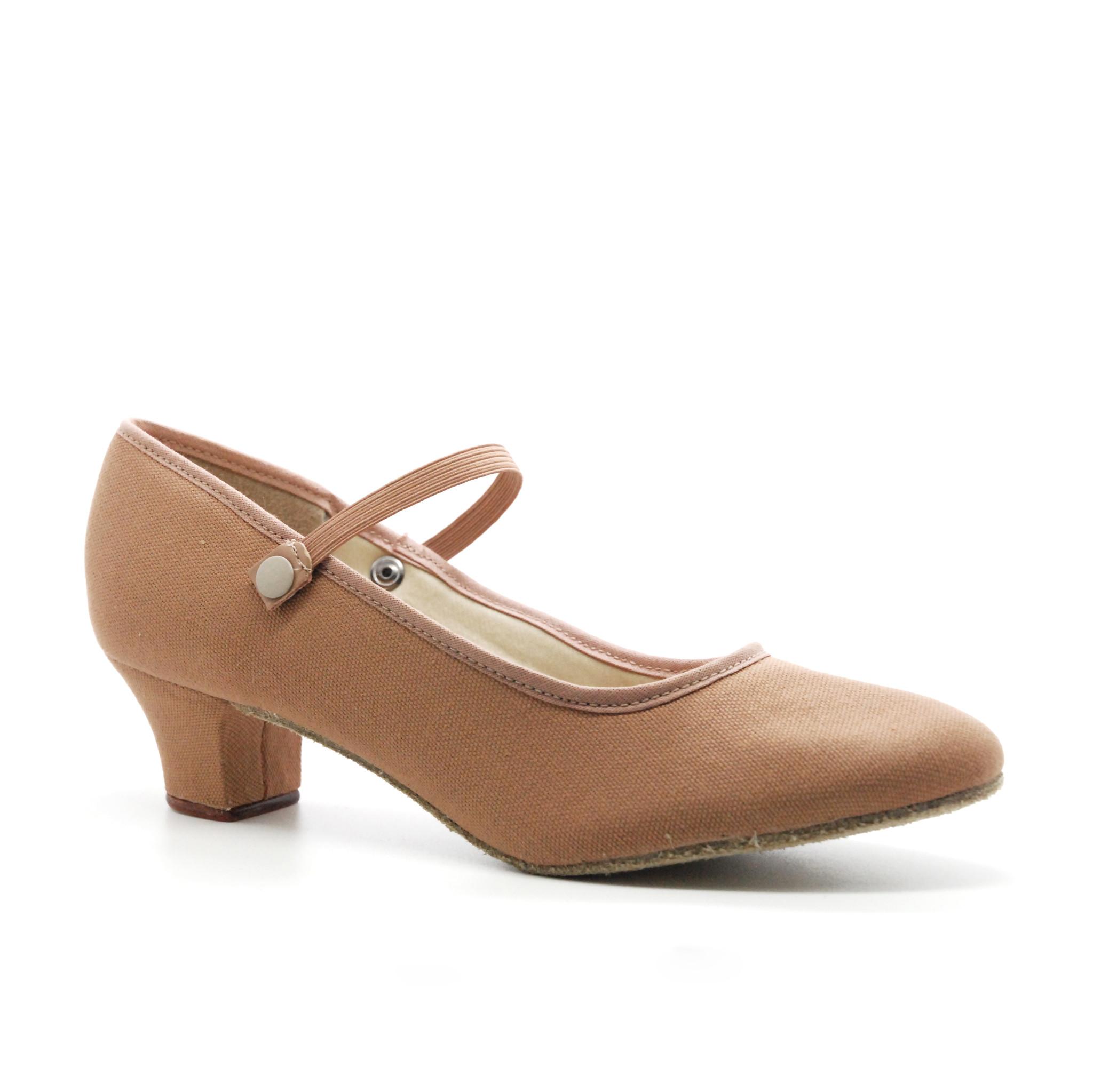 """So Dança Chaussure de pratique - RO02 - Magdalina - 1,5"""""""