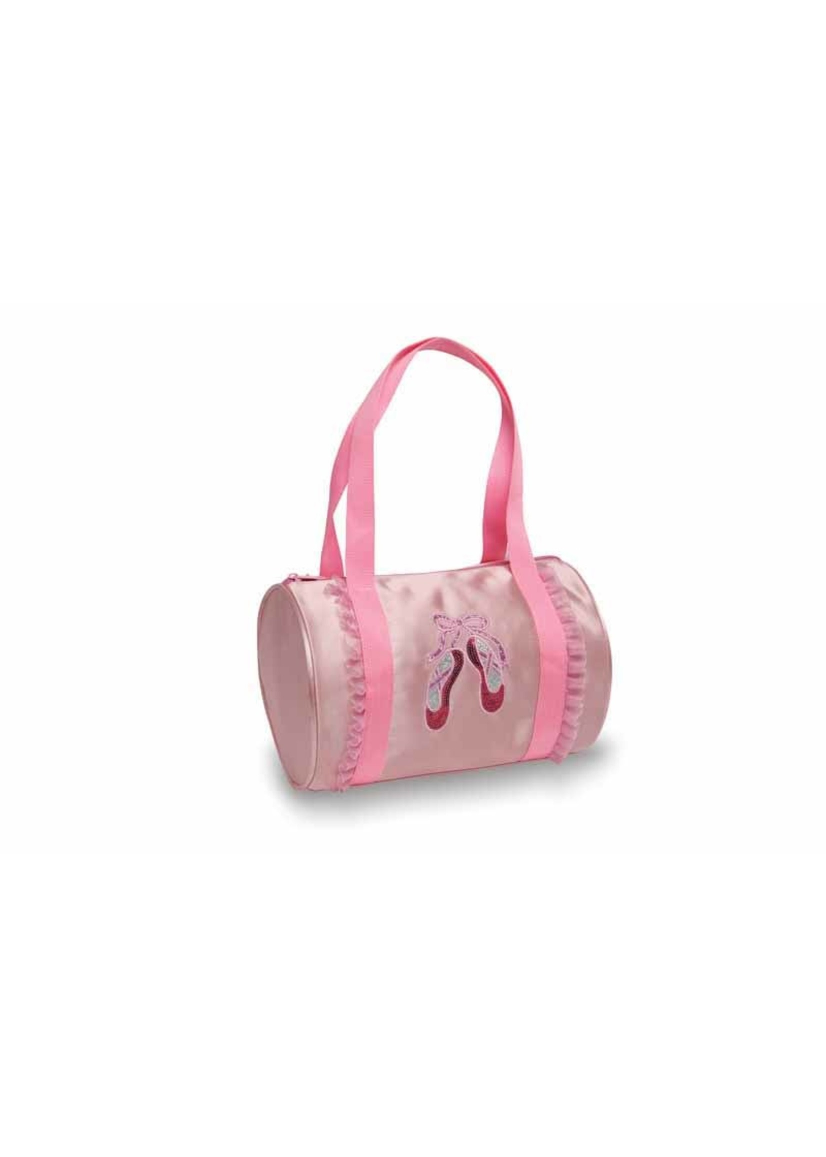 Danshuz Sac rose avec pointes brodées  « My Cute Ballet Bag » - Danshuz - B20533