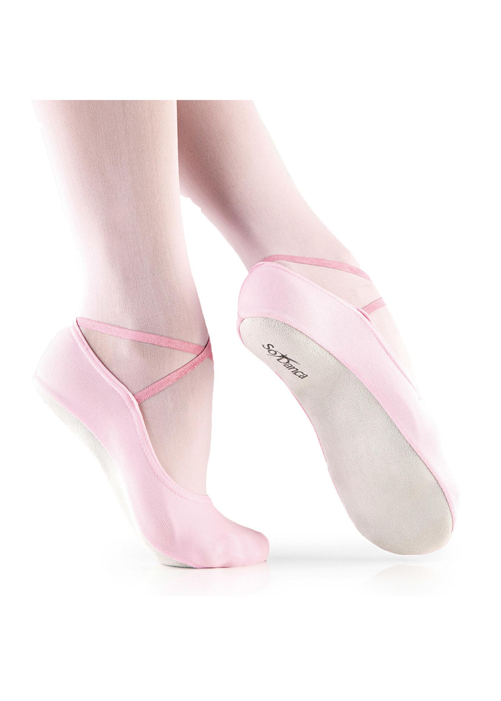 So Dança Chausson de gymnastique So Dança BA40A - Dani