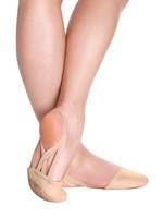 So Dança Protège-plante de pied (ballet) - Cuir - So Dança - BA42