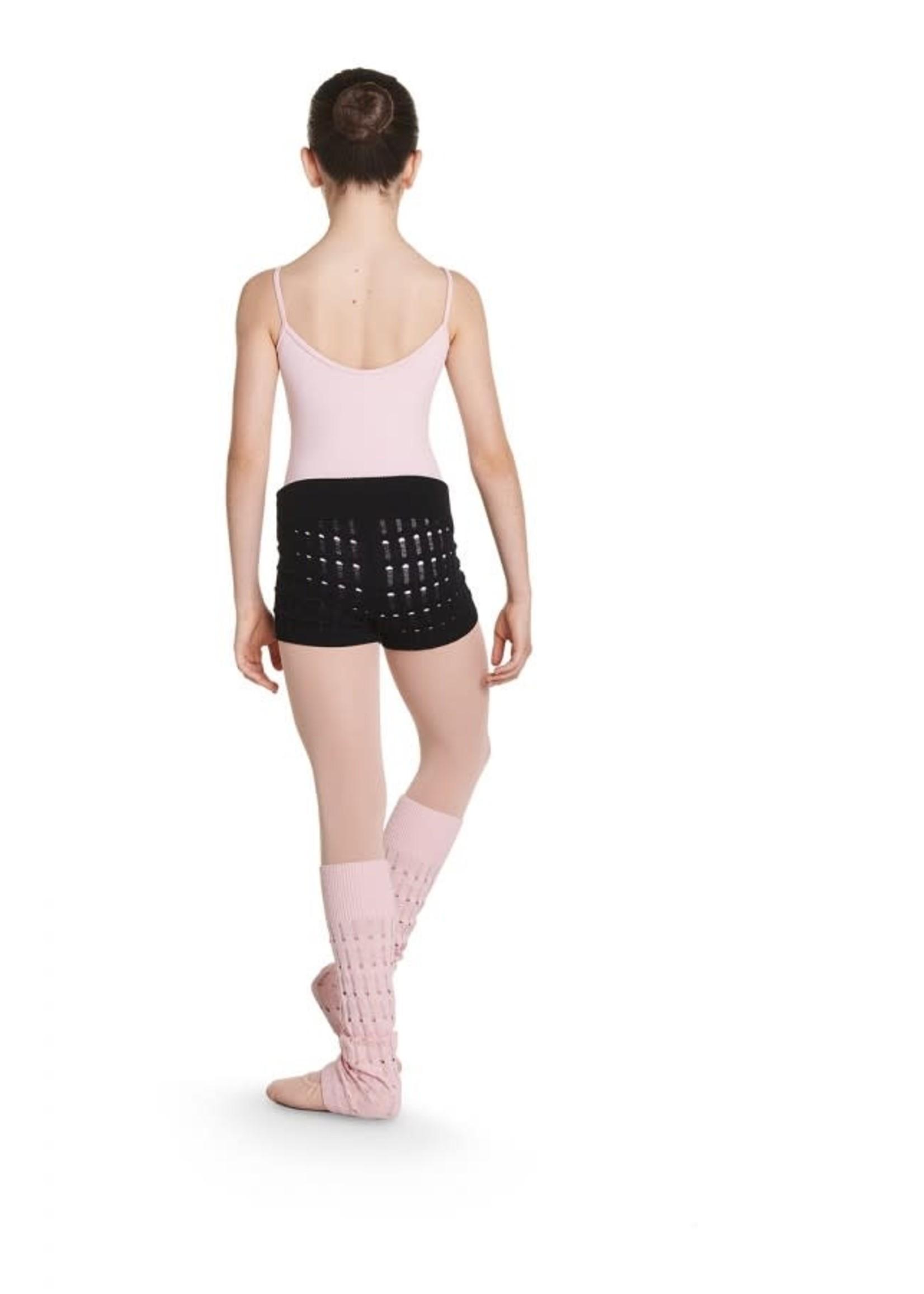 Bloch Réchauffe-jambes texturé Viletta - Bloch - CW5530