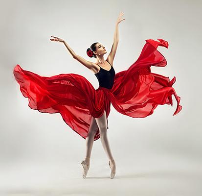 Photo ballerine - ©Adobe Stock - Sofia Zhuravetc
