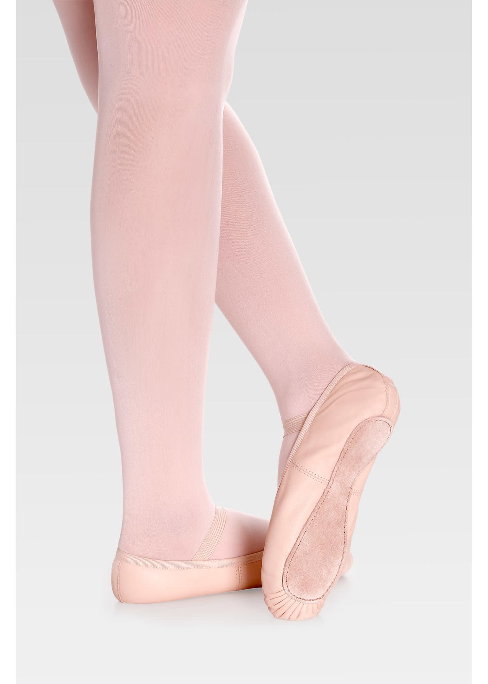 So Dança Demi-pointe en cuir - So Dança - BA14