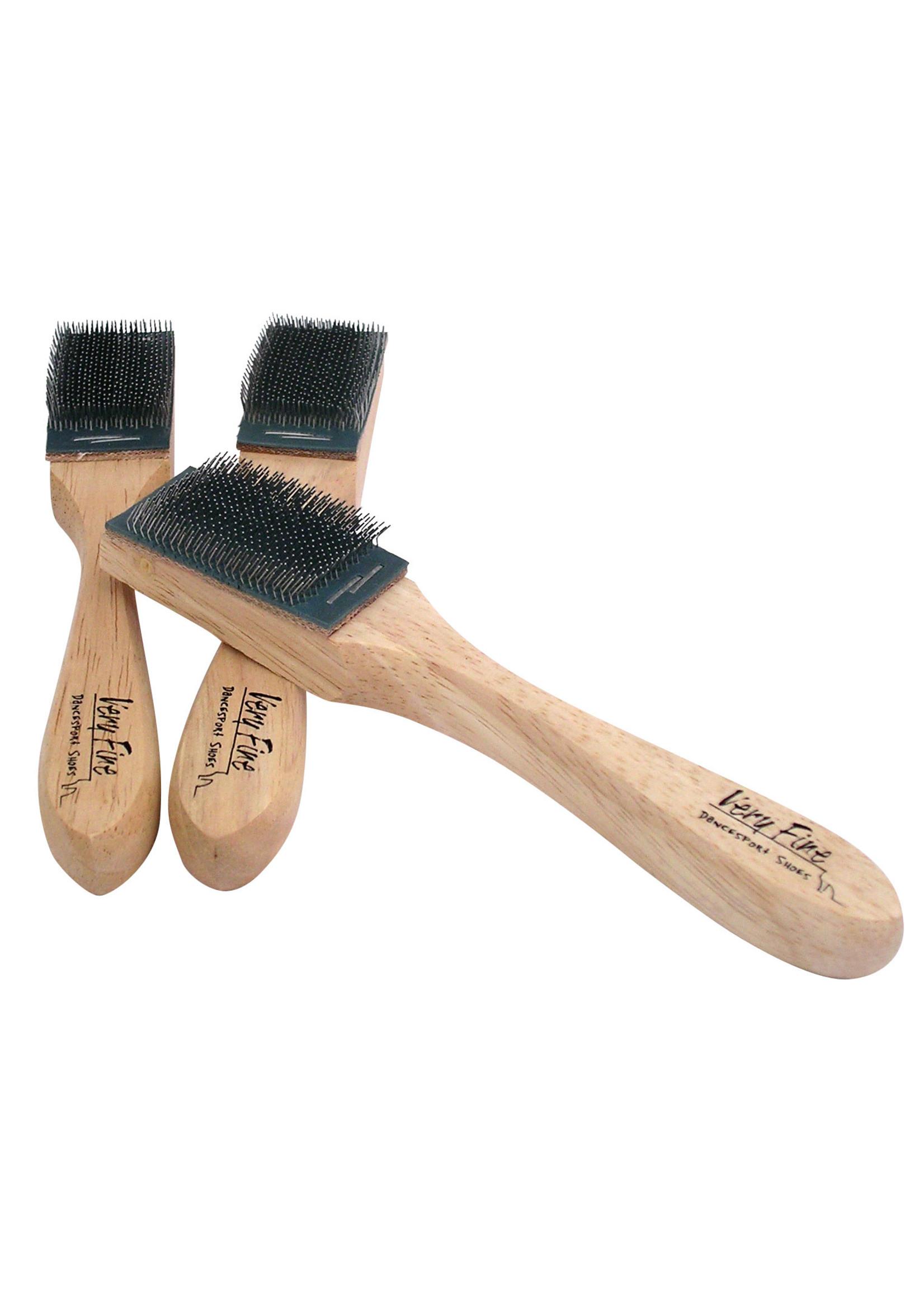 Very Fine Shoes Brosse pour semelle avec manche en bois - Very Fine Shoes