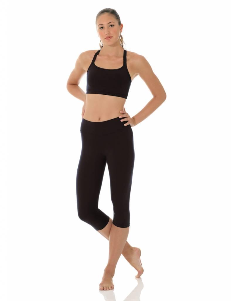 Mondor Mondor 3532 - Pantalon capri Matrix - Bande large