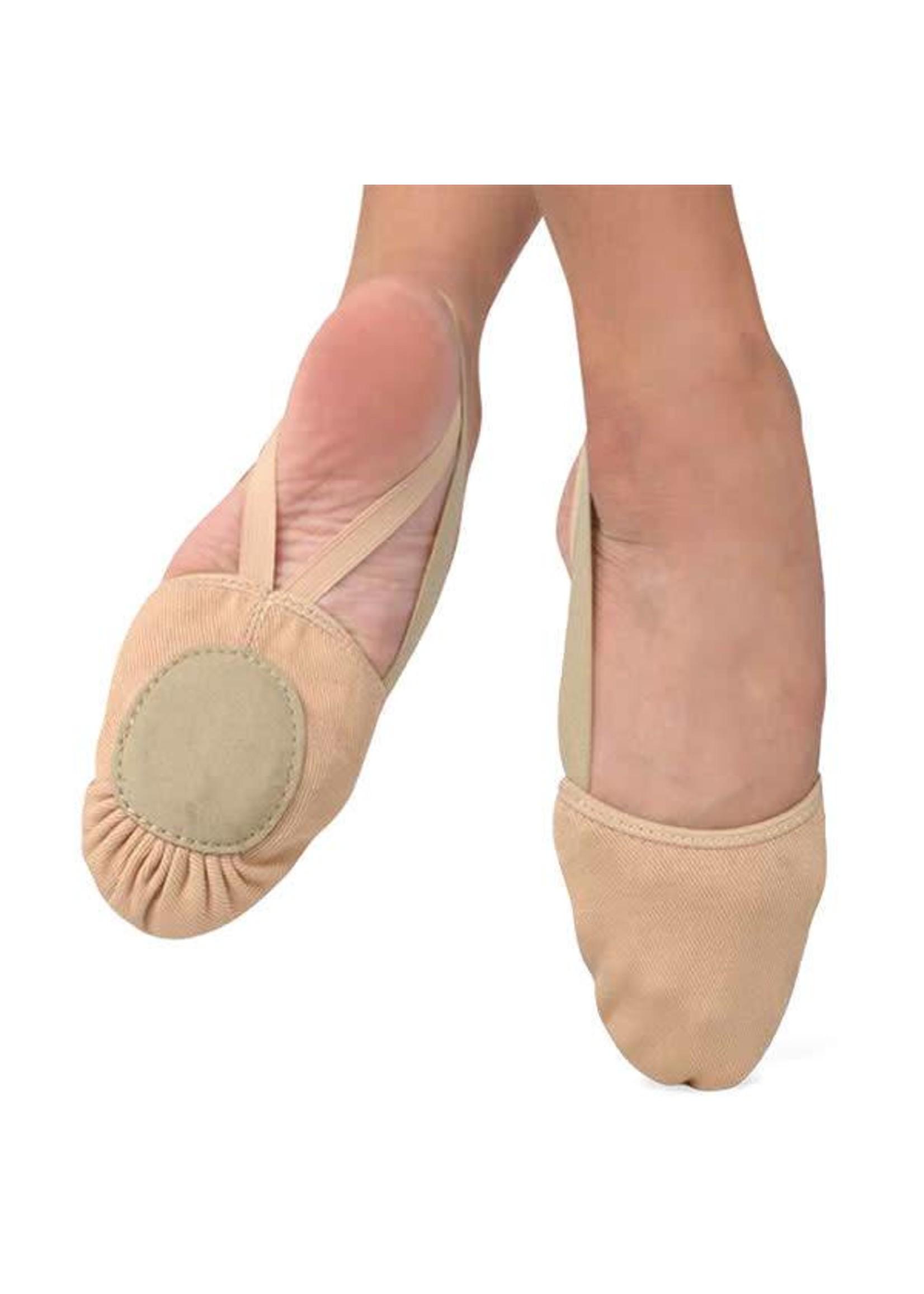 Danshuz Protège-plante de pied (style ballet) en canevas - Danshuz 365
