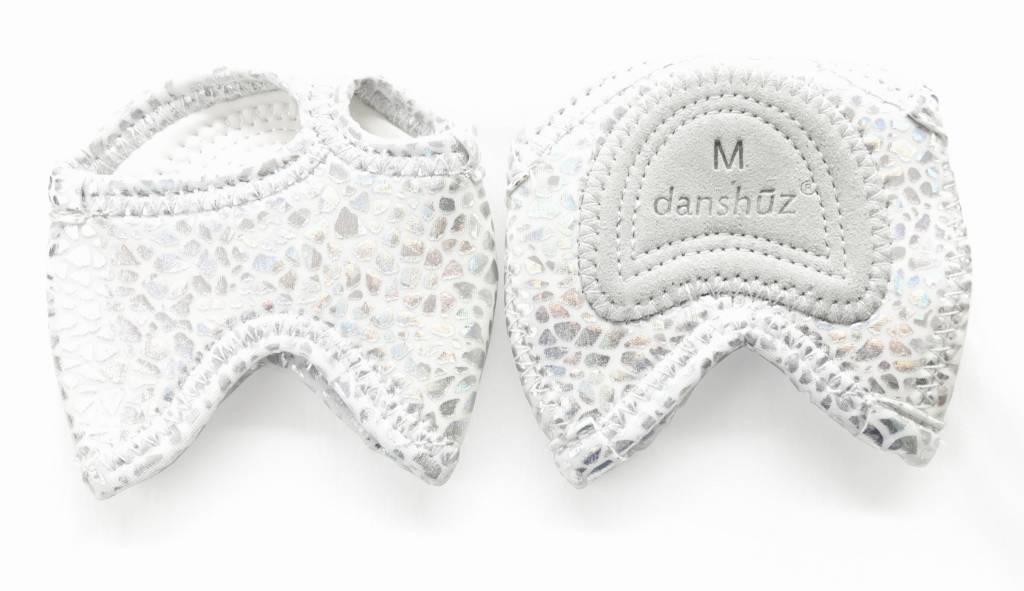 Danshuz Protège-plante (bobette) de pied - 6438 - Argent