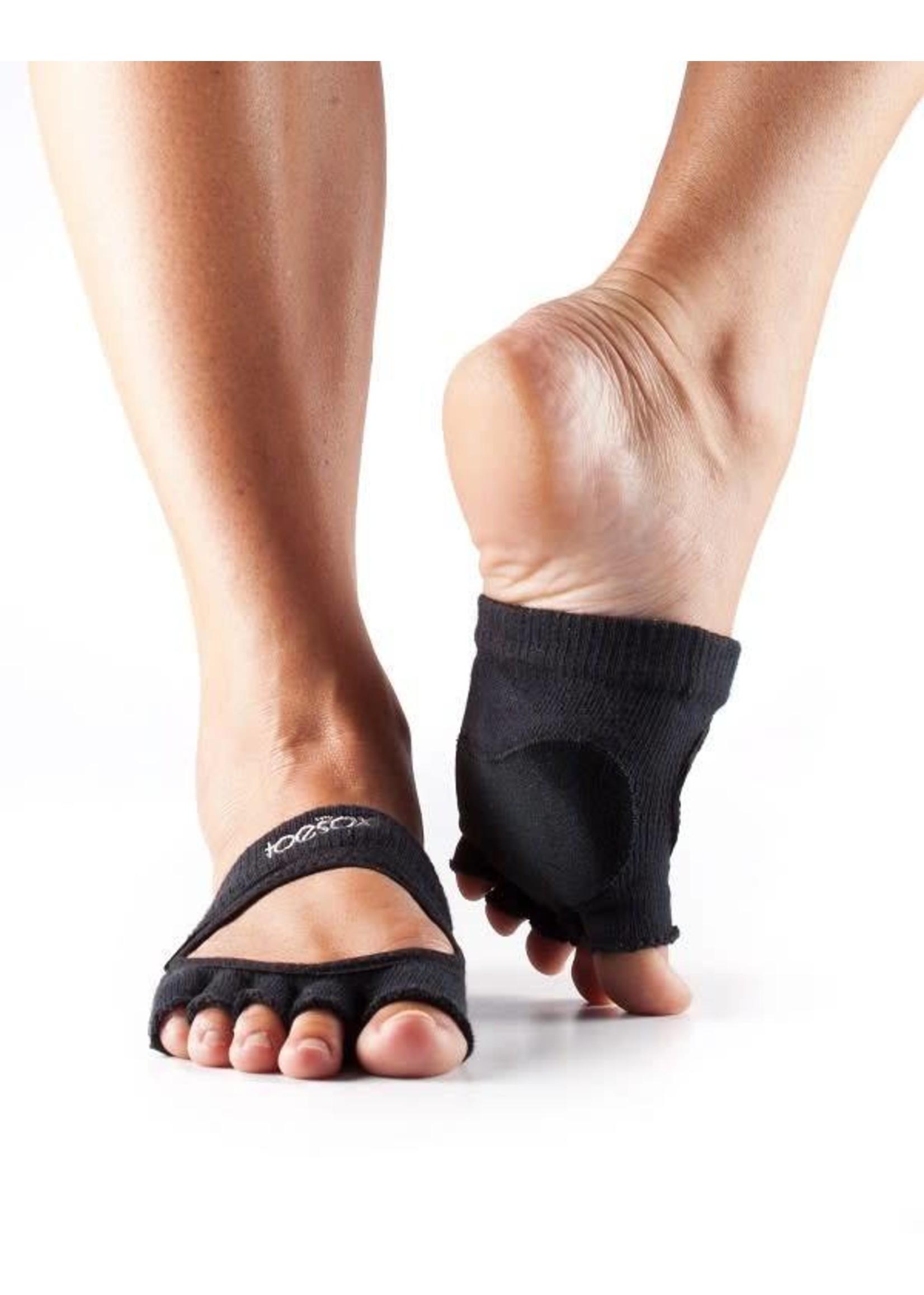 ToeSox Protège-plante de pied en coton - Relevé - ToeSox