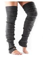 ToeSox Réchauffe-jambes côtelés - ToeSox Leg Warmer Thigh High