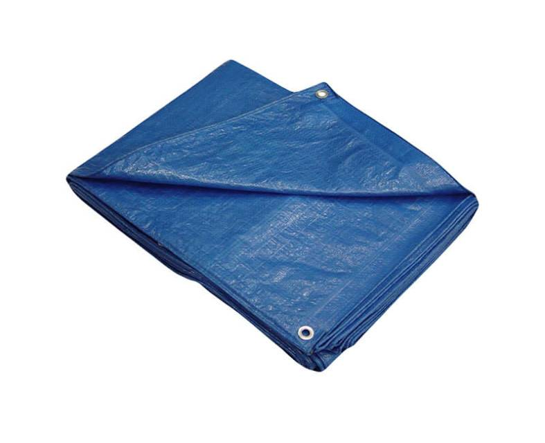 G-FORCE ALL PURPOSE BLUE TUFF POLY TARP 12' X 16'