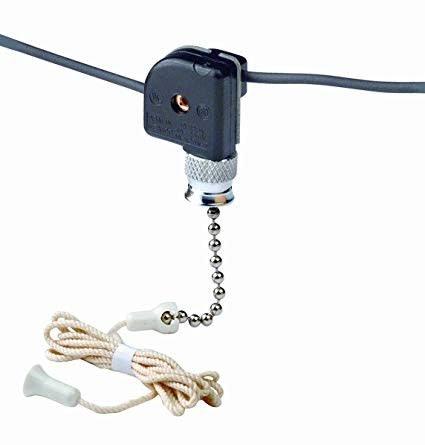LEVITON Pull Chain Canopy