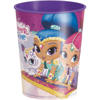 Unique 8 Shimmer and Shine 9oz Cup
