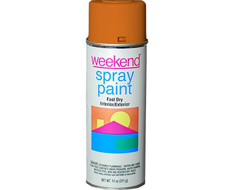 DIVERSIFIED BRANDS/KRYLON Krylon Weekend Desert Orange Spray Paint