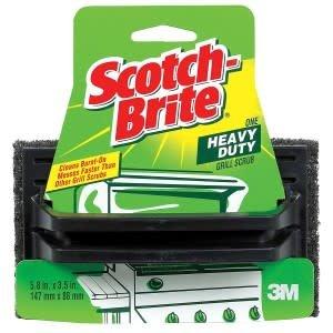 Scotch-Brite Heavy Duty Grill Scrubber