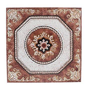 Riviera Mexican Diamond Vinyl Self Adhesive Tile 45Pk