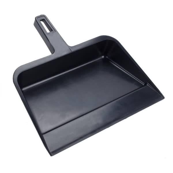 Commercial Black Dust Pan