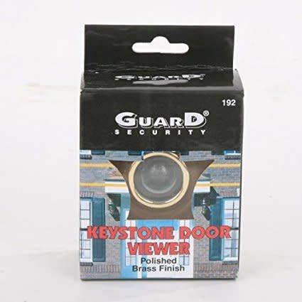 Guard Security Keystone Door Viewer