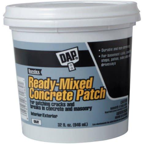 DAP REPAIR PRODUCTS DAP 31090 CONCRETE PATCH READY MIX GALLON - GAL