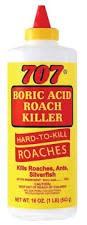 SAFEGUARD CHEMICAL ROACH KILLER 100% BORIC ACID 707 07854 - EACH